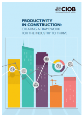 ciob report kick starts the debate into productivity the chartered institute of building
