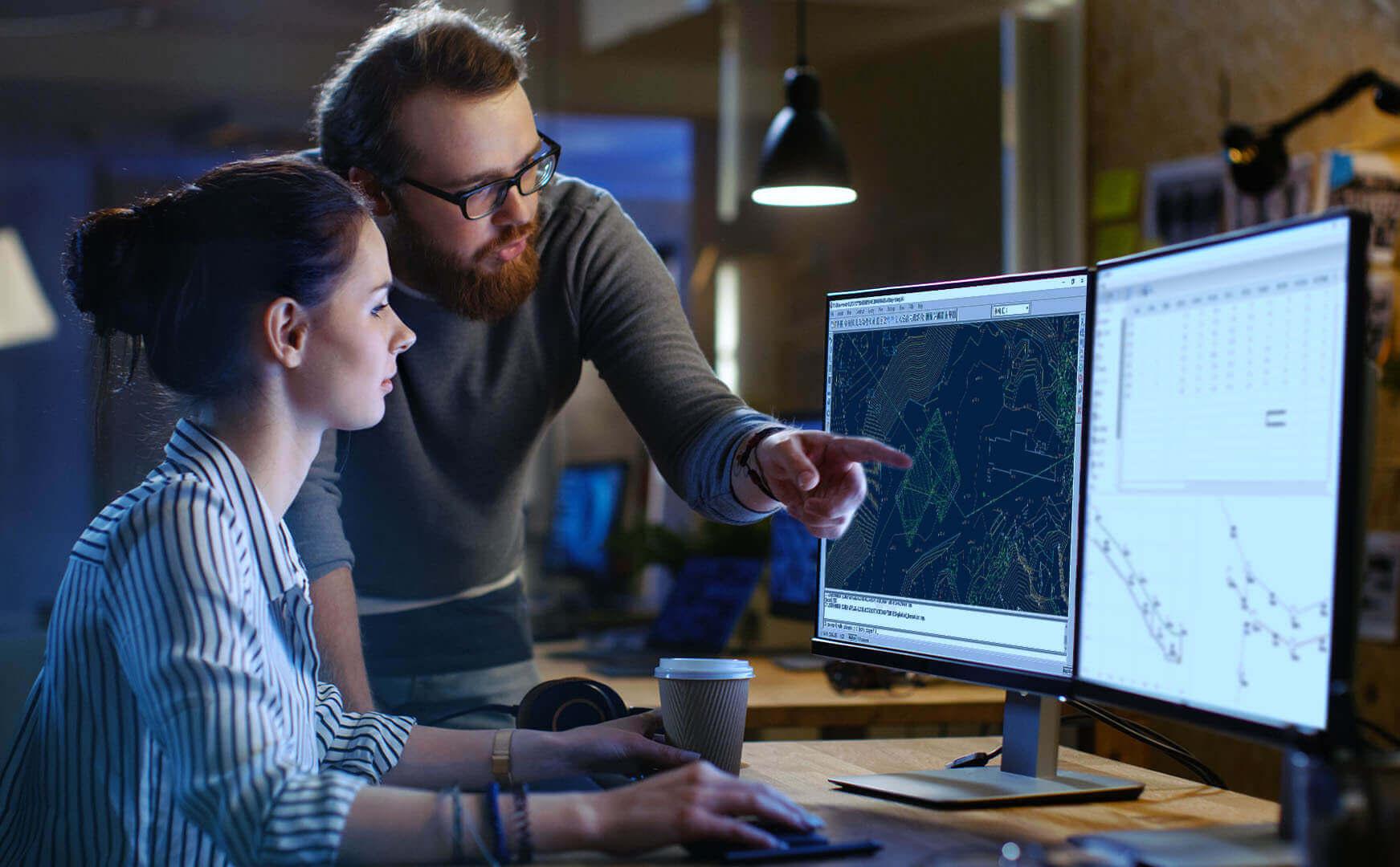 infrastructure-design-computer-desk-engineers