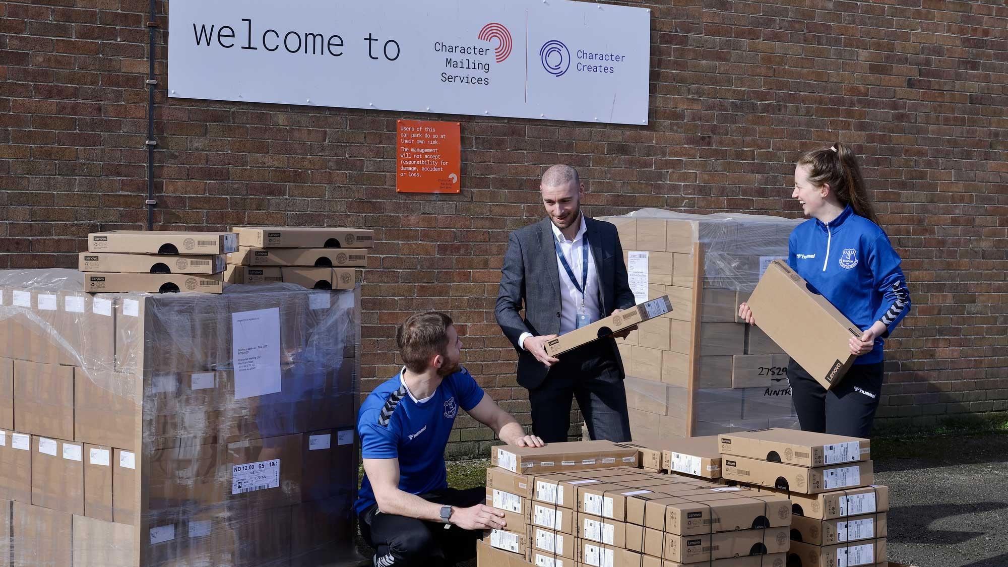 Causeway donations aim to address 'digital poverty'