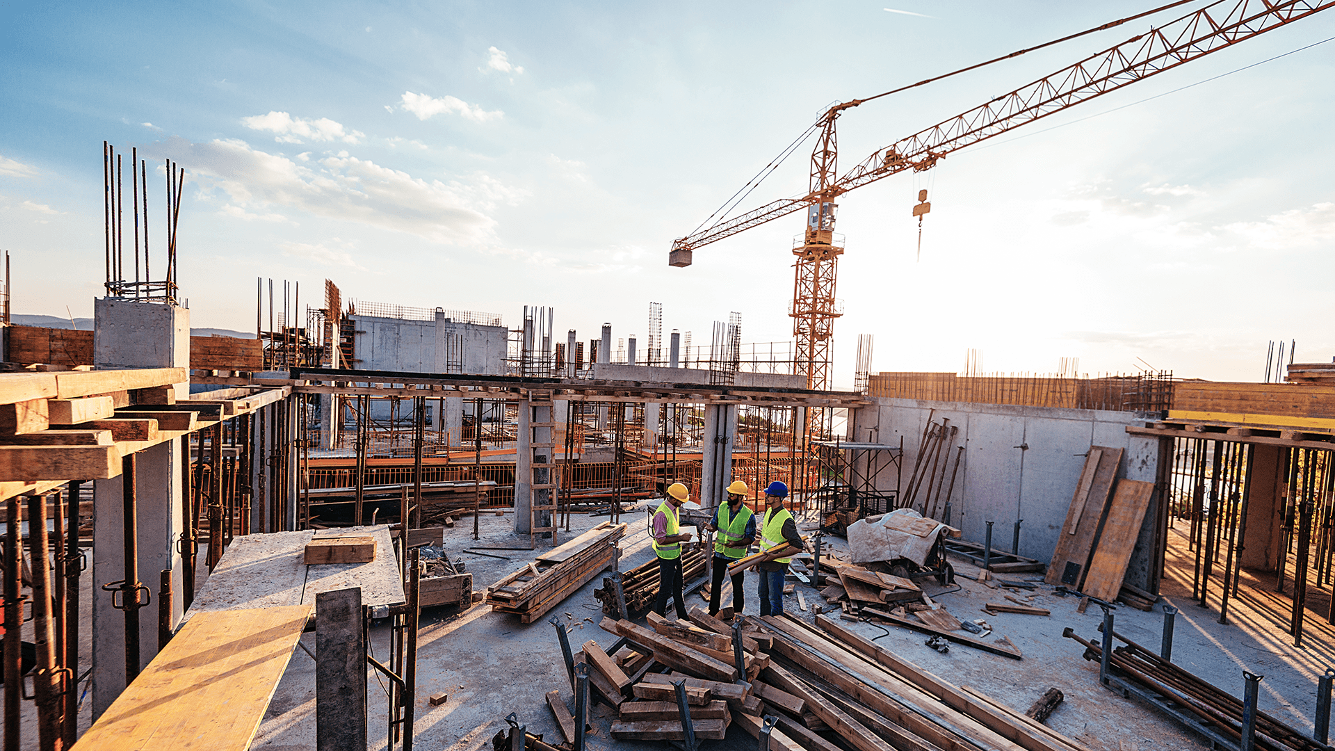 Video: Minimise Commercial Risk with Real-Time Construction Project Management