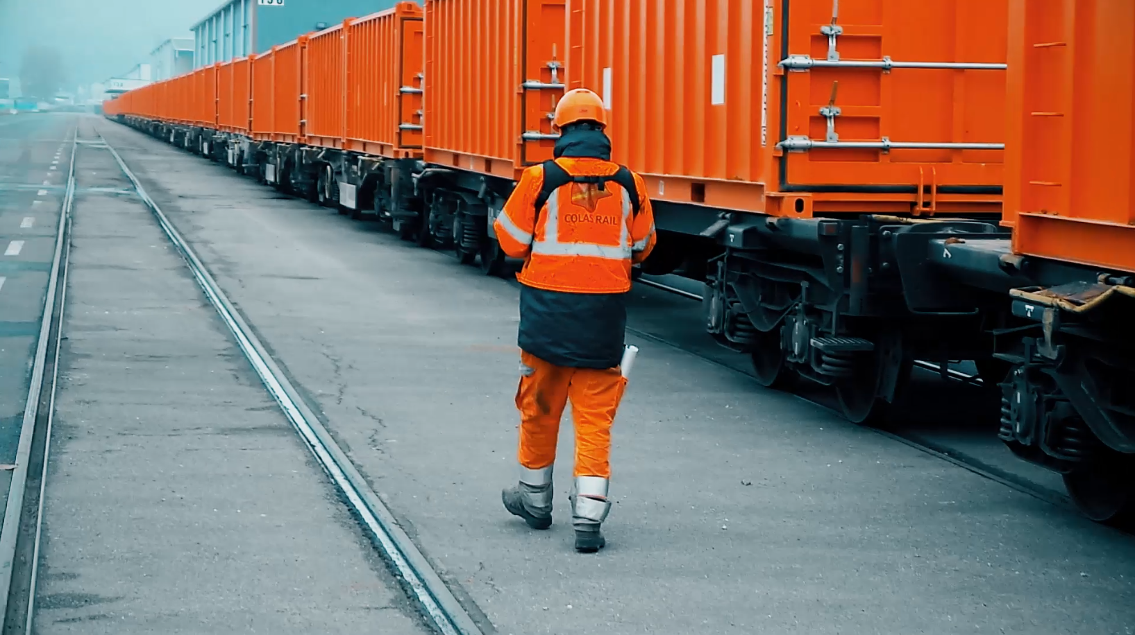 Case Study: How Colas Rail sped up report creation and distribution with Causeway Ermeo