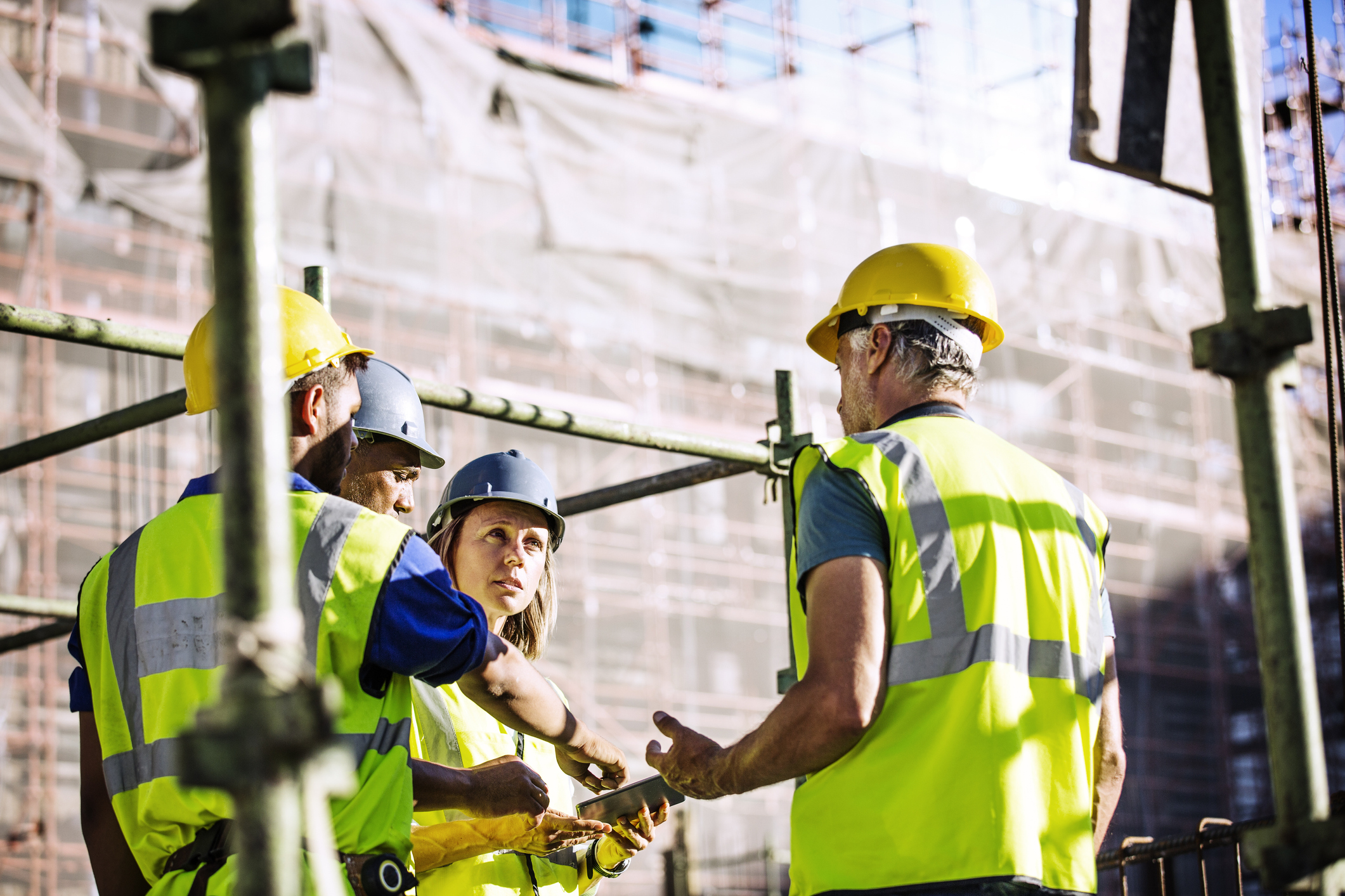 Case Study: Aztec Construction Demonstrates ROI with Biometrics